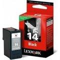 Obrázok pre výrobcu Lexmark 14 - Black Print Cartridge, 175 str.; blister