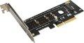 Obrázok pre výrobcu EVOLVEO NVME SSD PCIe, rozšiřující karta