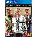 Obrázok pre výrobcu PS4 - Grand Theft Auto V Premium Edition