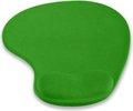 Obrázok pre výrobcu 4W Podložka pod myš ergonomická gelová Green