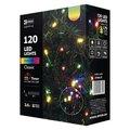 Obrázok pre výrobcu Emos LED dekorační řetěz 120 LED TIMER 12m IP44 MC, multicolor