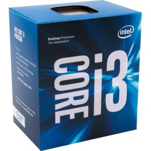 Obrázok pre výrobcu Intel Core i3-7100T, Dual Core, 3.40GHz, 3MB, LGA1151, 14mm, 35W, VGA, BOX
