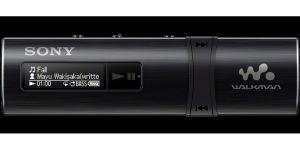 Obrázok pre výrobcu Sony MP3 přehrávač 4GB NWZ-B183 černý