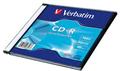 Obrázok pre výrobcu Verbatim CD-R (200-Pack)Slim/Extra Protection/DL/48x/700MB