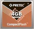 Obrázok pre výrobcu Industrial Pretec CF Card 4GB - Lynx Solution