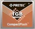 Obrázok pre výrobcu Industrial Pretec CF Card 1GB - Lynx Solution