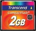 Obrázok pre výrobcu Transcend Compact Flash karta 2GB High Speed 133x