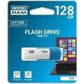 Obrázok pre výrobcu GOODRAM USB flash disk UCO2 128GB USB 2.0 Modrá/Biela