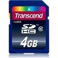Obrázok pre výrobcu Transcend SDHC karta 4GB Class 10