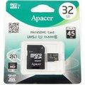 Obrázok pre výrobcu Apacer pamäťová karta Micro SDHC 32GB Class 10 UHS-I