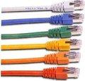 Obrázok pre výrobcu CNS patch kábel Cat5E, FTP - 0,5m , modrý