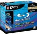 Obrázok pre výrobcu EMTEC BD-RE [Jewel case | 25GB | Rýchlost zápisu- 2x ]