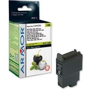 Obrázok pre výrobcu ARMOR cartridge pro CANON S200/300/i250/i350/i455 Black (BCI-24Bk)
