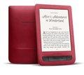 Obrázok pre výrobcu Pocketbook 626 Touch Lux 3, Carta e-ink, červený