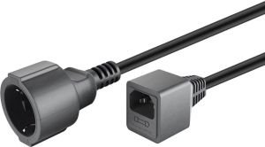 Obrázok pre výrobcu PremiumCord prodlužovací přívod 230V, C14,délka 2m