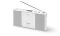 Obrázok pre výrobcu Sony mp3/CD/Radio přehrávač ZS-PE60,USB,bílý