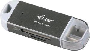 Obrázok pre výrobcu i-tec USB 3.0 Dual Card Reader SD & micro SD card external card reader