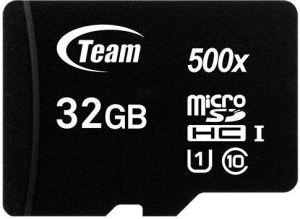 Obrázok pre výrobcu Team Group Pamäťová karta Micro SDHC 32GB UHS-I +Adaptér