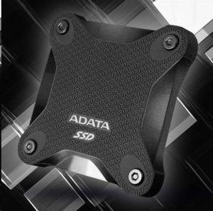 Obrázok pre výrobcu ADATA External SSD 240GB ASD600Q USB 3.1 černá