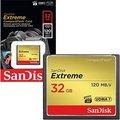 Obrázok pre výrobcu SanDisk Compact Flash Extreme karta 32GB UDMA7 (transfer 120MB/s)