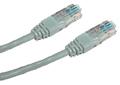 Obrázok pre výrobcu DATACOM Patch cord UTP CAT5E 1m šedý