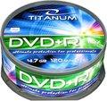 Obrázok pre výrobcu Titanum DVD+R [ cakebox 25 | 4.7GB | 16x ]