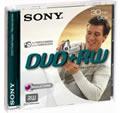 Obrázok pre výrobcu Média DVD+RW DPW-30A SONY pro DVD kamery, 8cm