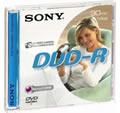 Obrázok pre výrobcu Média DVD-R DMR-30 SONY pro DVD kamery, 8cm