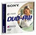 Obrázok pre výrobcu Média DVD-RW DMW-30 SONY pro DVD kamery, 8cm