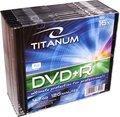 Obrázok pre výrobcu Titanum DVD+R [ slim jewel case 10 | 4.7GB | 16x ]