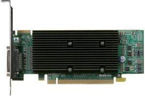 Obrázok pre výrobcu MATROX M9140  512MB , 4xDVI, PCI-Express x16, low profile