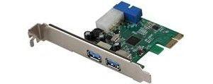 Obrázok pre výrobcu i-tec PCIe Card USB 3.0 2x External+1x int. 20pin