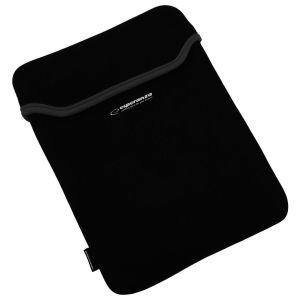 """Obrázok pre výrobcu Esperanza ET171K Puzdro pre tablet 7"""", 3mm neoprén, čierno-čierno"""