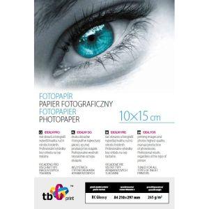 Obrázok pre výrobcu TB Photo Paper Glossy 265g A6 25 ks