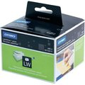 Obrázok pre výrobcu rolka DYMO 99013 Transparent Large Adress Labels 89x36mm
