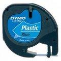 Obrázok pre výrobcu páska DYMO 59426 LetraTag Blue Plastic Tape (12mm)