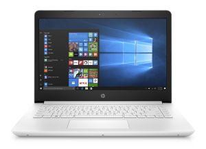Obrázok pre výrobcu HP 14-bp002nc, Pentium N3710, 14.0 HD, Intel HD, 4GB, 1TB, W10, Snow white