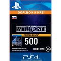 Obrázok pre výrobcu ESD SK PS4 - STAR WARS™ Battlefront™ II: 500 Crystals (Av. 14.11.2017)