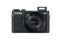 "Obrázok pre výrobcu Canon PowerShot G9 X MkII black (20 Mpx CMOS, 3x zoom, 3"" LCD, manual, RAW, Full HD, Wi-Fi, Bluetooth)"