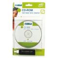 Obrázok pre výrobcu 4World Čistiaci disk pre jednotky DVD-ROM/ CD-ROM s přípravkem