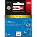 Obrázok pre výrobcu Atramentová náplň ActiveJet AE-614 yellow [ 13ml | supreme | Epson T0614