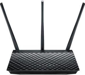 Obrázok pre výrobcu ASUS RT-AC53 AC750 Dual-Band Gigabit Router