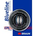 Obrázok pre výrobcu BRAUN CP-L polarizační filtr BlueLine - 46 mm