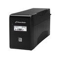 Obrázok pre výrobcu Power Walker UPS Line-Interactive 850VA 2x 230V EU, RJ11, USB, LCD
