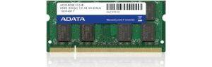 Obrázok pre výrobcu ADATA DDR2 800 SO-DIMM 1GB Retail CL6