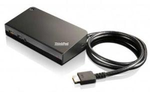 Obrázok pre výrobcu Lenovo TP OneLink+ Dock Yoga 260+zdroj, černý