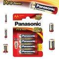 Obrázok pre výrobcu Alkalická baterie AA Panasonic Pro Power LR6 4ks