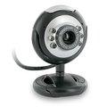 Obrázok pre výrobcu 4World Internetová kamera 2.0MP USB 2.0 s LED podsvietením, univerzálna
