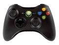 Obrázok pre výrobcu XBOX 360 Wireless Controller Black