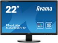 "Obrázok pre výrobcu 22""LCD iiyama E2282HD-B1 - 5ms, 250cd/m2, FullHD, 1000:1 (12M:1 ACR), VGA, DVI, černý"
